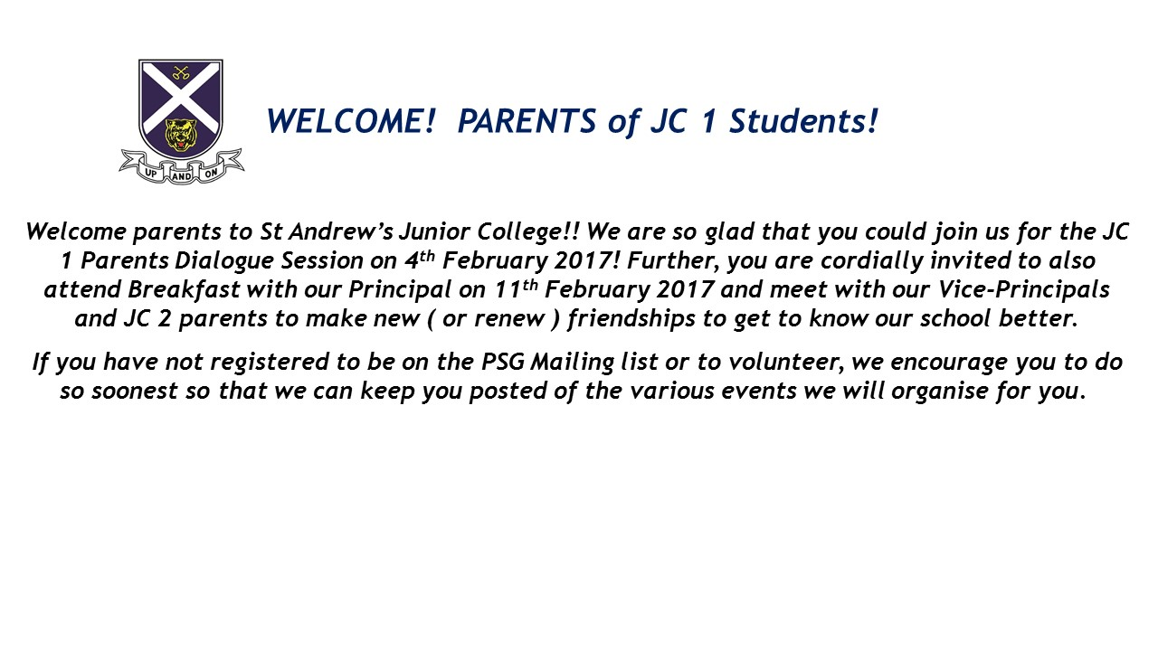 Welcome J1 Parents to SAJC 2017.jpg